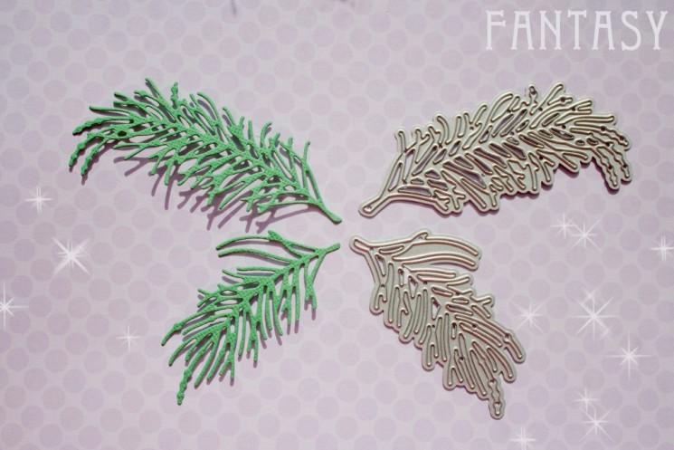 """Ножи для вырубки Fantasy """"Сосновые ветки 2"""""""
